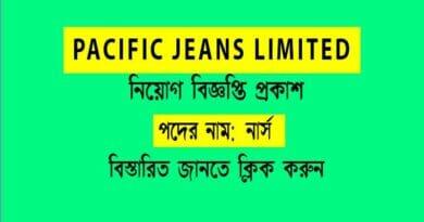 Pacific-Jeans-Limited-Nurse-Job-Circular